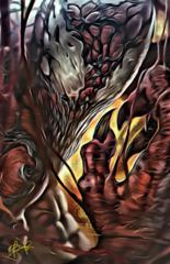 Carnage 11x17 Print
