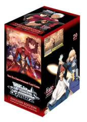 Booster Box Fate/stay night [Unlimited Blade Works] Vol.Ⅱ (Pre-Order)