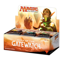 Oath of the Gatewatch Booster Box (January 22, 2106)