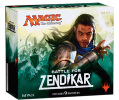 Battle for Zendikar Fat Pack (October 02, 2015)