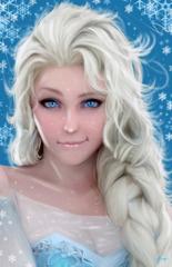 Elsa - Frozen 11x17 Print
