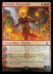 Chandra, Flamecaller - Foil