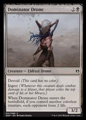 Dominator Drone - Foil