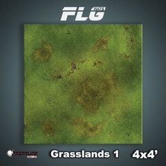 Grasslands 1 4x4 Gaming Mat