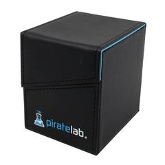 Pirate Lab Black 120 Card Slice Deck Box