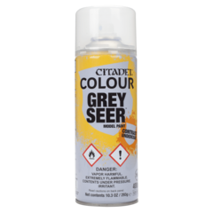 Grey Seer Contrast Undercoat Spray