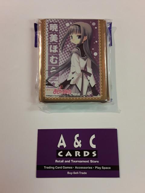 Akemi Homura #1 - 1 pack of Standard Size Sleeves 65pc. - Madoka