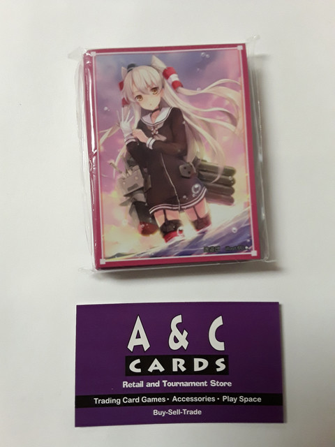 Amatsukaze #1 - 1 pack of Standard Size Sleeves - Kantai Collection