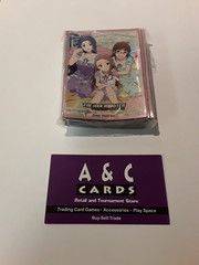 Azusa & Ritsuko & Iori #1 - 1 pack of Standard Size Sleeves - The Idolm@ster