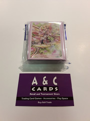 Flower Princess of Balmy Breeze, Ilmatar #1 - 1 pack of Mini Size Sleeves 70pc - Cardfight!! Vanguard