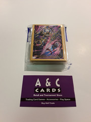 Golden Dragon, Glorious Reigning Dragon #1 - 1 pack of Mini Size Sleeves 70pc - Cardfight!! Vanguard