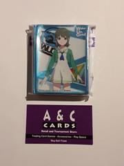 Hayashia Airi #1 - 1 pack of Standard Size Sleeves 65pc. - Wake Up Girls