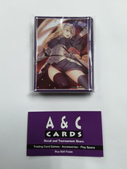 Jeanne D'arc #2 - 1 pack of Standard Size Sleeves - Fate/Grand Order