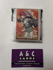 Kinu #1 - 1 pack of Standard Size Sleeves 60pc. - Kantai Collection