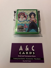 Makoto & Yumi #1 - 1 pack of Standard Size Sleeves 60pc - The Idolm@ster