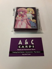 Patchouli & Alice #1 - 1 pack of Standard Size Sleeves 60pc - Touhou