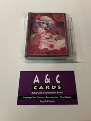 Remilia Scarlet #10 - 1 pack of Standard Sized Sleeves - Touhou