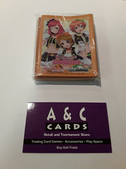 Rin & Maki & Hanayo #3 - 1 pack of Standard Size Sleeves - Love Live