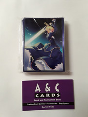 Saber #6 - 1 pack of Standard Size Sleeves - Fate