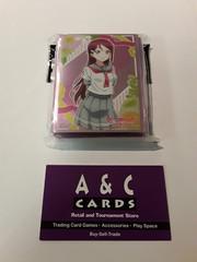 Sakurauchi Riko #1 - 1 pack of Standard Size Sleeves 60pc - Love Live Sunshine