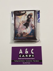 Steam Maiden, Uluru #1 - 1 pack of Mini Size Sleeves 70pc - Cardfight!! Vanguard