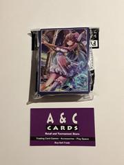 Tori no Aqua #2 - 1 pack of Standard Size Sleeves 60pc. - Fun Deal