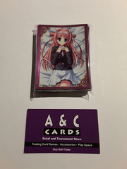 Toshinose Ruri #1 - 1 pack of Standard Size Sleeves - Dream Assistant