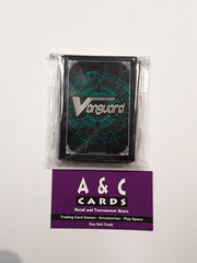 Vanguard Sleeves Green Backings - 1 pack of Mini Sized Sleeves - Cardfight!! Vanguard