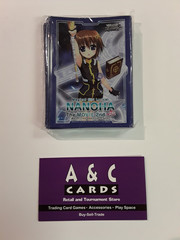 Yagami Hayate #1 - 1 pack of Standard Size Sleeves - Nanoha