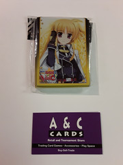 Fate Testarossa #3 - 1 pack of Standard Size Sleeves 60pc. - Nanoha