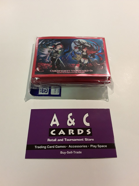 Lycoris Musketeer, Saul & Vera #1 - 1 pack of Mini Size Sleeves 70pc - Cardfight!! Vanguard