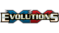 XY Evolutions - Booster Box