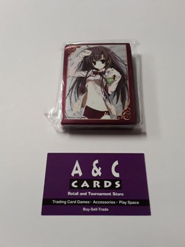 Amaoka Kanna #1 - 1 pack of Standard Size Sleeves - Dream Assistant