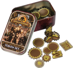 Iron Kingdoms Game Tokens
