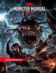 Monster Manual (5th Ed)