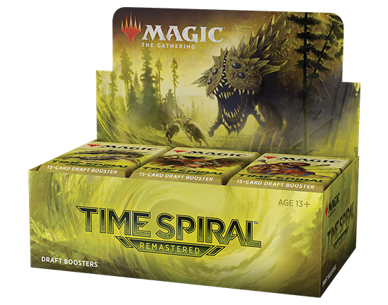Time Spiral: Remastered Booster Box (does not come with buy a box promo)