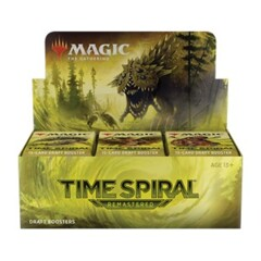 Time Spiral Remasterd Draft Booster Box Break - Break #3 (See description for details)