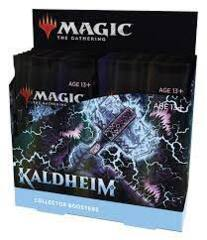 Kaldheim Collector Booster Box Break - Break #1 (See description for details)