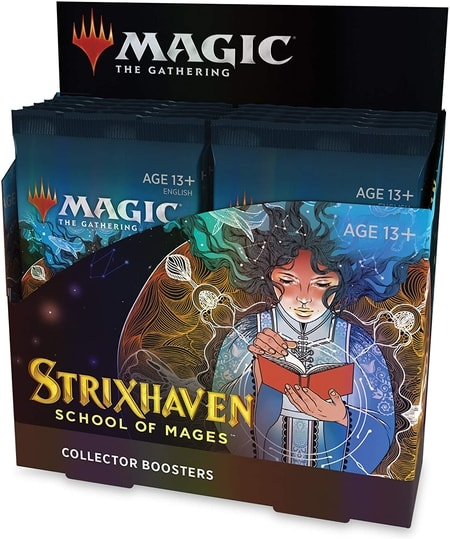 Strixhaven Collector Booster Box Break - Break #5 (See description for details)