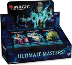 Ultimate Masters Booster Box Break - Break #4 (See description for details)