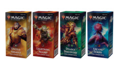 Challenger Decks 2019 Set of 4 - Php6900