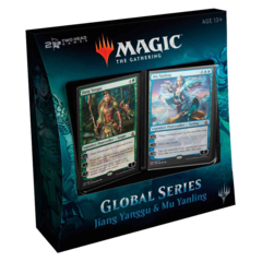 Duel Decks Global Series: Jiang Yanggu & Mu Yanling ₱1650