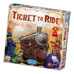 SALE! Ticket to Ride BEFORE PHP2995, NOW PHP2549