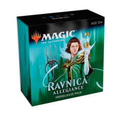 Ravnica Allegiance Prerelease Kit - Simic PHP 1,600