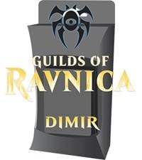 Guilds of Ravnica Guild Kit: Dimir - PHP1300