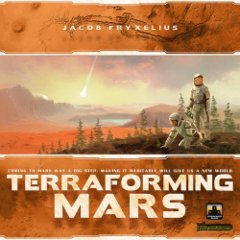 Terraforming Mars Board Game Php 3900