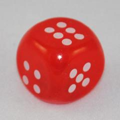 Assorted Chessex D6 sided Dice (₱50)