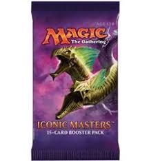 Iconic Masters - Booster Pack (P500)