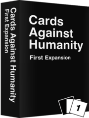Cards Against Humanity 1st Expansion  - Consignment - P830