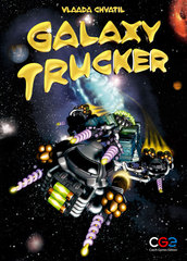 Galaxy Trucker  - Consignment  - P3300